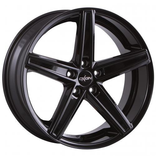 OXIGIN 18 Concave black 9x20 ET38 5.00x114.30 Hub Bore 72.60 mm - Alu felgen